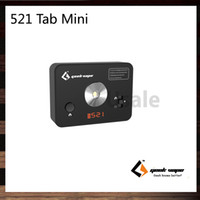 battery level indicator - Geekvape Tab Mini Coil Master Compact size Added Battery Level Indicator USB Port Charging Dry Burn DIY Coils Original