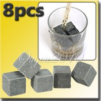 best scotches - Best Promotion New Whiskey Scotch Soapstone Ice Cube Stone Rocks for Drinking Wine Bar Home