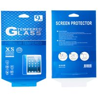 apple pro tools - Retail Packaging for Tempered Glass Screen Protector Universal Package for iPad Samsung Tablet PC Lenovo Xiaomi with Clean Tools