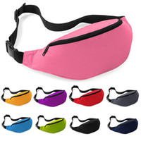 Wholesale 2016 high quality cheap Fashion Unisex Bag Travel Handy Hiking Sport Fanny Pack Waist Belt Zip Pouch