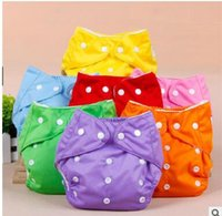 Wholesale 2016 fashion colors years nappy adjustable baby Shorts diaper pants urine pocket breathable Shorts