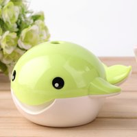 Wholesale Cartoon Whale USB Ultrasonic Air Humidifier Touch Switch Desktop Atomization Popular New