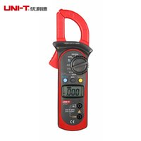 ac dc bags - UNI T UT201 A Digital Clamp Multimeters AC amp DC Voltmeter AC Ammeter with Carrying bag