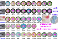 Wholesale Bella Color contact lenses colors with storage case UV BLOCK diamonds color contact lenses