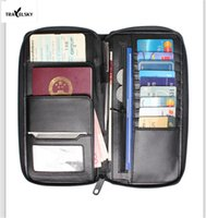 advanced organizer - older earring Passport holder for business multi function credit card wallet take card and changes Advanced import PU