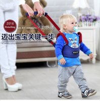 Wholesale Hot Selling Safe and Flexible Baby Walking Wings for Spring Fall Ventilate Dual purpose Baby Hauling Cable Walking Wings