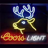 Wholesale Personalized Glass Neon Sign LED Light DIY Flex Rope Light Sign Indoor Outdoor Decoration RGB Voltage V V