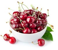 Wholesale 30 Sweet Cherry Seeds Cherry Prunus Avium Heirloom Organic Friut Bulk Seeds S022
