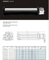 Wholesale B40250 B40420AC cross flow fan crossflowfan draught fan cross flow fan