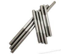 Wholesale 304 stainless steel double headed bolt screw screw screw screw rod M10 GB901