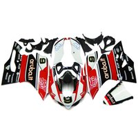 Wholesale Injection Fairings Fit Ducati PANIGALE ABS Motorcycle Fairing Kit Bodywork Cowlings ARVBA IT Black Red