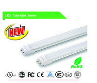 Wholesale T8 LED all plastic tubes and aluminum plastic tubes W4FT1200mm High Lumens AC86 V Carton