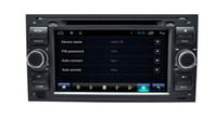 D90-8606 Pour Ford C-MAX 2007-2009 voiture dvd Android 4.4 GPS Player de navigation voiture avec WIFI 6,5 pouces avec écran capacitif In-dash