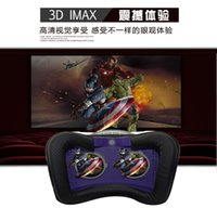 Wholesale VR virtual reality machine intelligent d glasses headset Games Movies IMAX