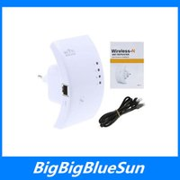Wholesale Wireless N Wifi Repeater Mbps Extender Wifi b g Network Router Range Expender Repeater