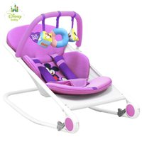 Wholesale VIKI Fashion Baby Bouncer Rocking Chairs Multifunctional Newborn Swing Rocking Chair Baby Cradle Infant Rocking removable washable