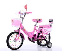 bicycle safety wear - 14 inch Children bicycle Low center of gravity design non slip Wear resisting tires Safety sensitive double brake tb60814