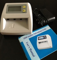 Wholesale money cash counter detector counting machine USD EUR GBP JPY CAD HKD worldwide currency counter