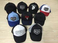 Cheap Deus Ex Machina Baylands Trucker Snapback Caps Black MOTORCYCLES Mesh Baseball Hat Sport Palace Drake 6 God Pray Ovo October Cap Casquette