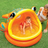 Wholesale 2016 hot sale New Style wading pool inflatable swimming pool baby bath Baby Tubs Bathing Tubs Seats