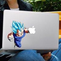 air dragon - D237 Cartoon Dragon Ball Vegeta Super Saiya Vinyl Laptop Decal Sticker For Apple Macbook Air Pro quot quot quot inch