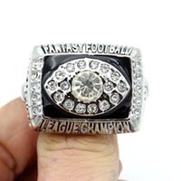 Wholesale aoyuan Championship ring New high quality sports ring fantasy football rings football fans gift favorites Memorial Collection