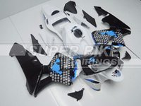 Wholesale New Fitment Guarantee motorcycle ABS Fairing Kit Fit HONDA CBR600RR F5 RR Bodywork set blue white black