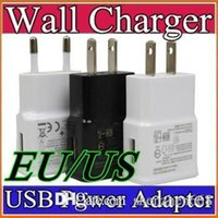 apple iphone power cable - EU US Wall Charger Power Plug Micro USB Cable for Samsung Galaxy S4 i9500 S3 i9300 Note2 N7100 in Black White color E SC