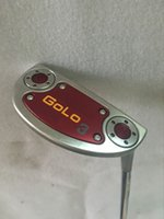 Wholesale Select Golo Putters With Steel shaft Golo Golf Putters inch Free headcover