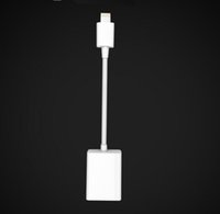 Wholesale For iPhone Earphone Extender Charger And Audio Adapter in MM Audio Cable Charger Port For iPhone plus