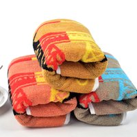 Wholesale Hand Wash Towels Set Towels Lowest Price Cotton Material Factory OEM