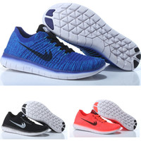 Wholesale 2016 free run factory outlet color blue mens sports running shoes sneakers men s trainers shoes Lightweight Breathable