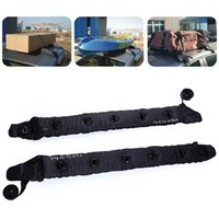 Wholesale Paired Universal Auto Portable Automatic Inflatable Roof Rack Outdoor Rooftop Luggage Carrier Loading kg T10021