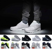 Wholesale 2016 Sacai X Lab air max SP Real Leahter Running Shoes No Laces SACAI Genuine Leather Air Cushion Sneaker Shoes Size