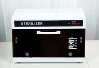 Cheap Top quality Mini Portable UV Ultraviolet Tool Sterilizer Cabinet Beauty Salon Spa Machine