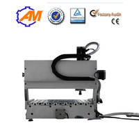 art router - promotion Hot sell cnc router engraver milling machine w d cnc router for woodworking art work soft metals