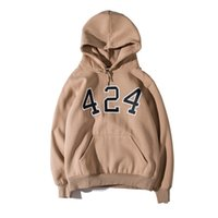 Wholesale Yeezus Brand Clothing Hoodie Oversized Sweatshirts Cotton Hooded Hoodies Men Hip Hop Kanye West Streetwear