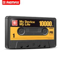 backup tape - Remax Tape Mobile Phone Large Capacity Mobile Power Bank General mAh Charge Treasure Extra Power Backup Power