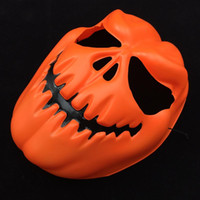 adult ghost costumes - Halloween Party Masks Pumpkin Mask Full Face Horror Ghost Mask Carnival Masquerade Cosplay Costume Novelty Gift