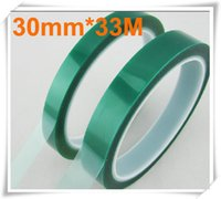 acrylic powder coating - mm meters mm High Temperature Tape Resistant PET Green Tape for Sticky Powder Coating PCB Plating Shielding