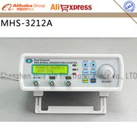 Wholesale MHS A MHz DDS NC dual channel function signal generator DDS signal source kinds of waveform output MHz