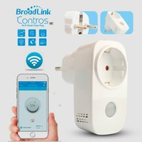 android to ios - Broadlink Contros Broadlink SP3 SP Mini CC WiFi Smart Power Socket Plug eu Wireless Remote Control Timer Socket Via IOS Android