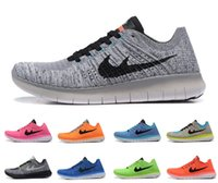 barefoot shoes men - New Free Run V3 Flywire Barefoot Knit Women Men Running Shoes Max Sneakers Size Eur