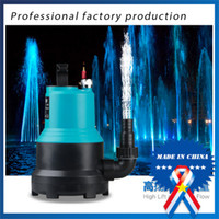 Wholesale Submersible pump CLB plastic rockery aquarium water changes home landscaping pond pumps w