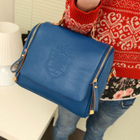 Wholesale 2016 new handbag fashion handbags diagonal portable shoulder bag retro handbags27
