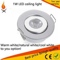 Wholesale 100pcs Good light for bedroom lighting W led ceiling light downlight lighting lamp bulb AC85 V warm white natural white cool white