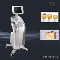 Wholesale New Non invasive HIFU Slimming Machine HIFU Dissolve Fat Equipment Hifu Ultrashape Liposonix Liposonic Body Slimming Machine
