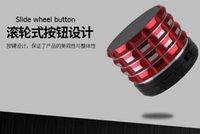 Wholesale speakers bluetooth S10 bluetooth mini speaker buddy wireless speaker Super Bass Metal Wireless Bluetooth Speaker Dustproof Mini TF speaker