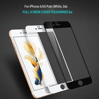 anti fingerprint coating - Tempered Glass Screen Protector For iPhone S Plus Ultra Thin Anti fingerprint Coating HD Glass Screen Protector Hot Sale Products