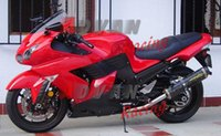 big country the crossing - The latest big red cross country full custom painted injection molded fairing Kawasaki Ninja ZX14R
